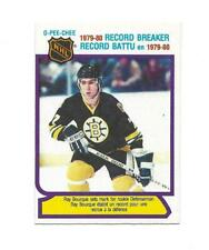 1980-81 OPC:#2 Ray Bourque (Rookie Record Breaker)