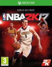 NBA 2K17 (Basket 2017) XBOX ONE IT IMPORT TAKE TWO INTERACTIVE