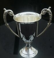 New Sterling Silver Trophy, Dart Silver Ltd, Hallmarked Edinburgh,  Scottish