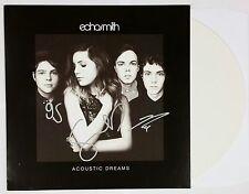 ECHOSMITH SIGNED RSD ACOUSTIC DREAMS LP VINYL RECORD ALBUM W/COA