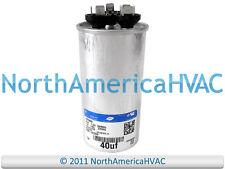 Amrad Capacitor Round 40/7.5 40.0/7.5 uf MFD 370 Volt VAC RA2000/37(406+755)
