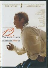 12 Years a Slave (DVD, 2014, Canadian) BRAND NEW