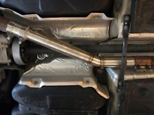 Volkswagen Mk7 Golf R / Audi S3 8v Resonator Delete Pipe Version 2