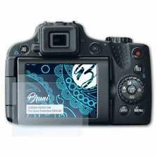 Bruni 2x Schermfolie voor Canon PowerShot SX50 HS Screen Protector