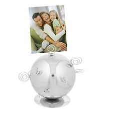 Magnetic Photo Picture Metal Ball Display Desktop Holder Multi Clip Cards Notes