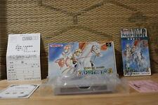 Tales of Phantasia Complete Set! Nintendo Super Famicom SFC VG+!