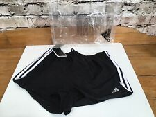 Adidas RSP Shorts Mens Small Sports Climalite Black BNWT Running Gym Fitness