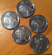 """2014 CANADA 5¢ CENT UNCIRCULATED COIN - *BUY AS MANY AS YOU WANT"""""""