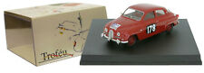 Trofeu 1505 Saab 96 #178 Winner RAC Rally 1960 - Erik Carlsson 1/43 Scale