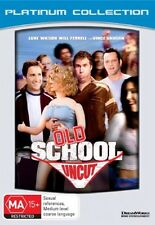 Old School: Uncut (DVD, 2009)