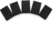 5 Stück Gummi Pad Unterkonstruktion WPC Holz Terrassen Dielen Gummigranulat 10mm