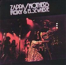 Roxy & Elsewhere by Frank Zappa / Mothers (CD 1995, Rykodisc) CD is mint