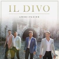 Amor & Pasion - Il Divo CD Sealed ! New ! 2015 !