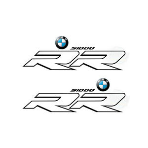 BMW S1000RR RR LOGO GRAPHICS PACK - RACE TRACK DECALS STICKERS