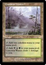 LLANOWAR WASTES Apocalypse MTG Land RARE