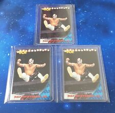 More details for rey mysterio rookie card topps wcw nwo 1998 lot