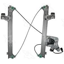 Power Window Motor and Regulator Assembly-4 Door Rear Right ACI/Maxair 82213