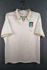 4/5 Italy Italia soccer jersey Large 2008 2010 away shirt football Puma ig93