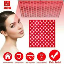 660 850nm Anti Aging Full Body 45W Red Near Infrared LED Therapy Light Panel DHL