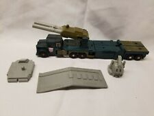 Transformers G1 Combaticons ONSLAUGHT 1986 Vintage Figure Bruticus Loose Nice FS