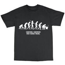 100% Cotton Rave Geek & Nerd T-Shirts for Men