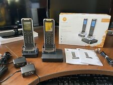 Motorola Digital Cordless Home Phone with Answering Machine IT6-2