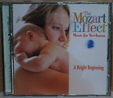 Music for Newborns The Mozart Effect A Bright Beginning 2005 Childrens Group CD