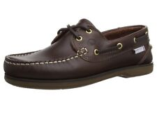 Quayside Clipper, Unisex Adults' Boat Shoes, Brown (Chestnut), 8 UK 42 EU