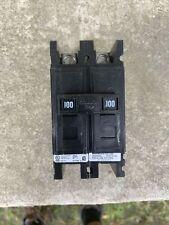 New Cutler-Hammer Quicklag 100 Amp Breaker