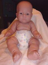 "Baby girl lifelike Berenguer anatomically correct doll - 17.5 "" tall - Lotnat"