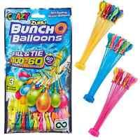 ZURU Bunch O Balloons - 105 Stück - selbstschließende Wasserbomben CRAZY