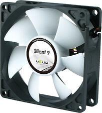 PQ281 Gelid Silent 9 cm 92mm Quiet Cooling Case Fan
