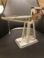 Magnificent Doll & Cie Original Dockyard/Railway Working Crane, Germany, 1920