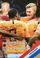 NETHERLANDS V FRANCE UEFA NATIONS LEAGUE 2018/19