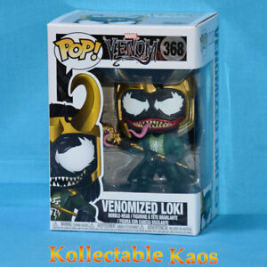 Venom - Venomized Loki Pop! Vinyl Figure  #368