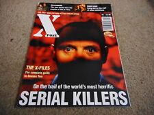 #2 Xpose science fiction movie tv magazine Serial Killers - Xfiles