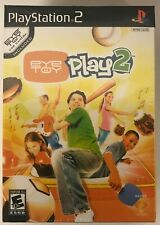 Eye Toy Play 2 (with USB Camera INCLUDED) PS2 Playstation 2 eyetoy SEALED NEW
