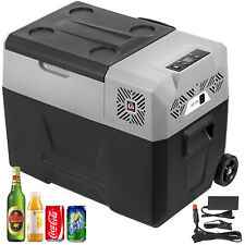 30L Portable Fridge Small Refrigerator Freezer Mini Electric Cooler Car Truck RV