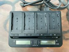 Sony InfoLithium AC-VQL1BP Four Position Battery Charger