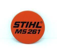 PIASTRA modello si adatta Stihl MS261 le motoseghe. componente originale nuovo. 1141 967 1500