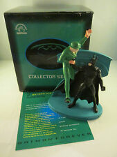 Batman Forever - Batman Vs The Riddler #0404 - Applause 1995 Statue Diorama Lair