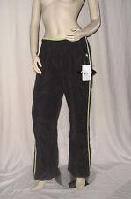 killtec Damen Freizeithose Hose lang schwarz mit grünen Streifen Gr. 40 M NEU