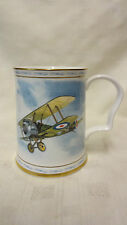 Franklin Mint Michael Turner Collectable Tankard  - Royal Flying Corps