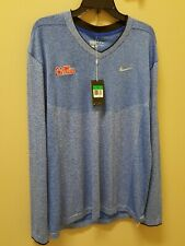 Ole Miss Nike Golf Sweater men's XL blue