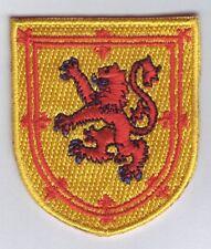Schottland Wappen Aufbügler,Aufnäher,Coat Scotland,Alba