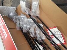 Wilson Pro Staff OS reflex graphite 11pc golf club set- NEW right handed
