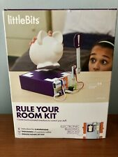 New Littlebits Rule your Room kit little bits building engineering