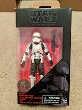 Star Wars The Black Series 6 inch Imperial Hovertank Pilot. Toys R US Exclusive.
