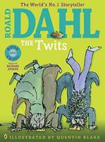 The Twits (colour book and CD) (Book & CD) by Dahl, Roald, NEW Book, FREE & Fast