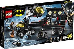 LEGO 76160 DC Mobile Bat Base *Brand New in Sealed Box*
